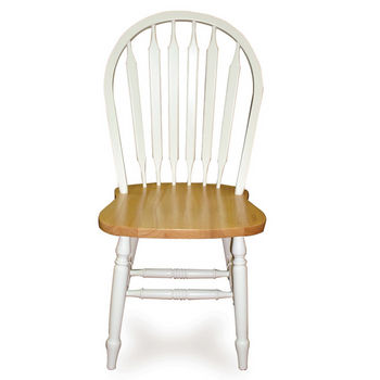 "Windsor 38"" High Arrowback Chair by International Concepts"