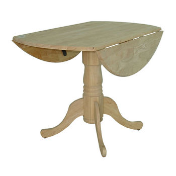 International Concepts Dual Drop Leaf Table