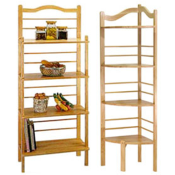 Wood Baker's Racks