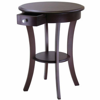 Winsome Wood Sasha Round Accent Table
