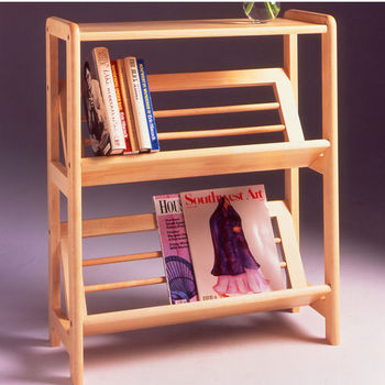 Winsome Wood Tilt Shelf WS-82430