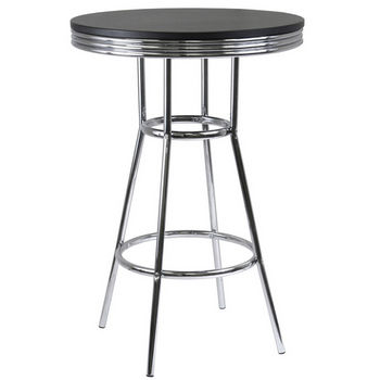 "Winsome Wood Summit Pub Table, 30"" Round"