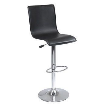 Winsome - High Back L Shape Air Lift Stool