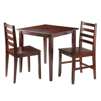 Winsome Wood Kingsgate 3-Pc Dinning
