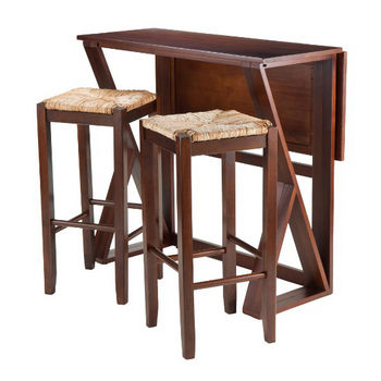 29'' Stools with Leaf Down