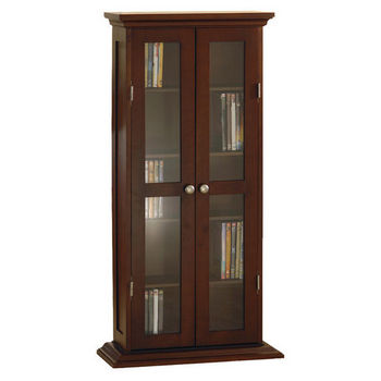 Winsome Wood CD/DVD Cabinet
