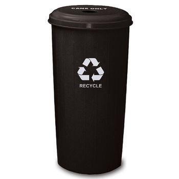 Geo Cube Recycling Container