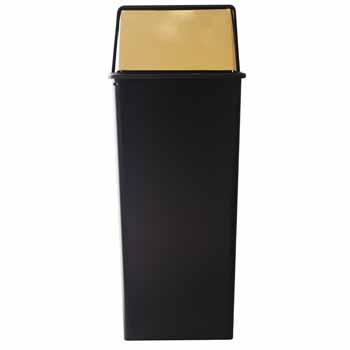 21 Gallon - Black Brass