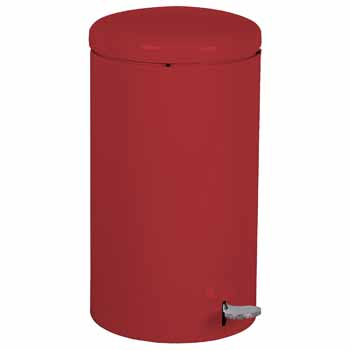 7 Gallon, Red