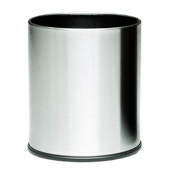 Monarch Series Metal Wastebaskets