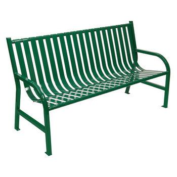 """60"""" Green Bench"""