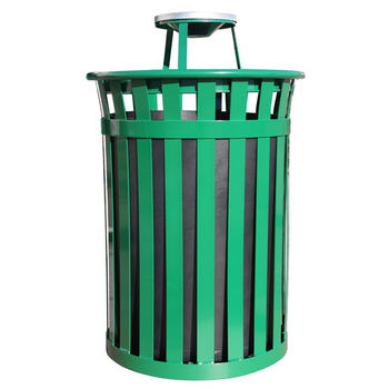 50 Gal, Ash Top, Green