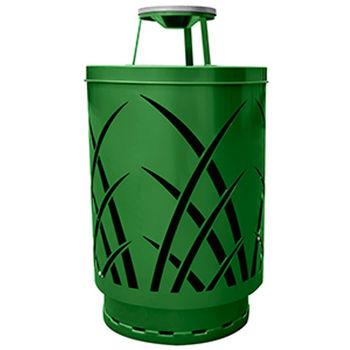 Ash Top, Green