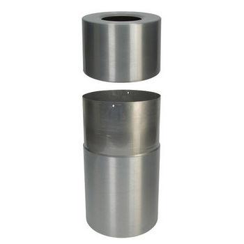 Aluminum Receptacles