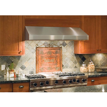 cabinet range hood covers under stainless steel insert installation cost