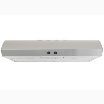 """Windster Economy Range Hood, 30"""" W, Available in Multiple Finishes"""