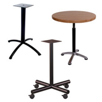 X-Shaped Table Bases